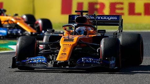 Carlos Sainz 'el Invisible' o cuando nadie vio una de sus mejores carreras en la F1