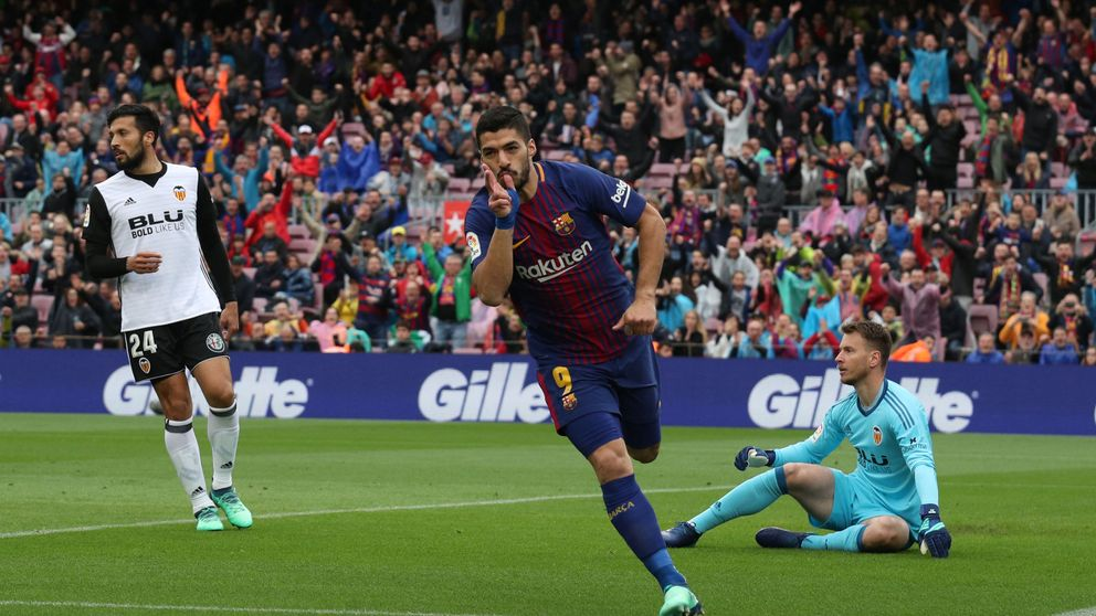 El Barcelona bate un récord de la Liga y hace un favor al Real Madrid