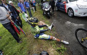 Ocaña, Delgado, Beloki, Valverde y Contador, esperanzas rotas en el Tour