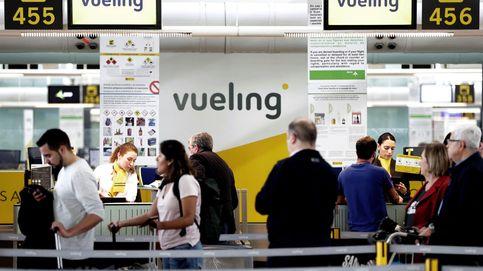 Vueling sufre su peor año por culpa de El Prat, líder en retrasos y vuelos cancelados