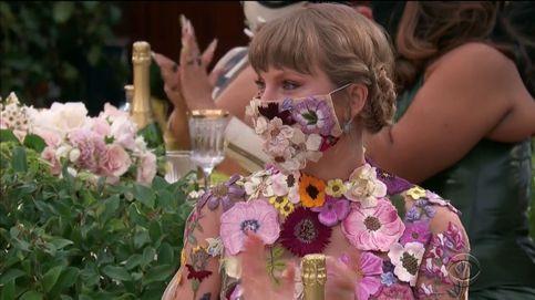 De Taylor Swift a Jill Biden: todas coordinan la mascarilla con sus looks
