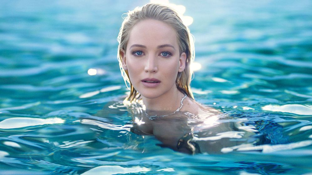 Foto: Imagen de la campaña de Dior Life con Jennifer Lawrence.