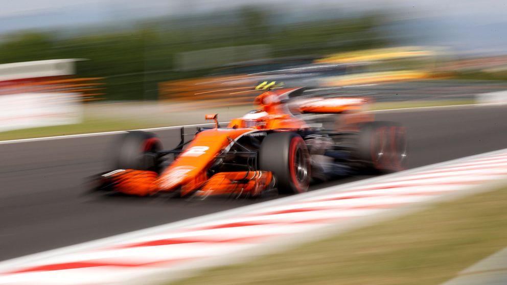 Honda se viene arriba: su motor 'será mejor' que el de Renault este año