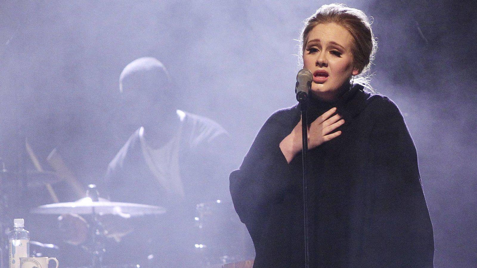 Foto: Adele en una imagen de archivo. (EFE)