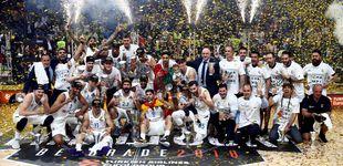 Post de El 'carrito de pescao' que está detrás del éxito del Real Madrid de baloncesto