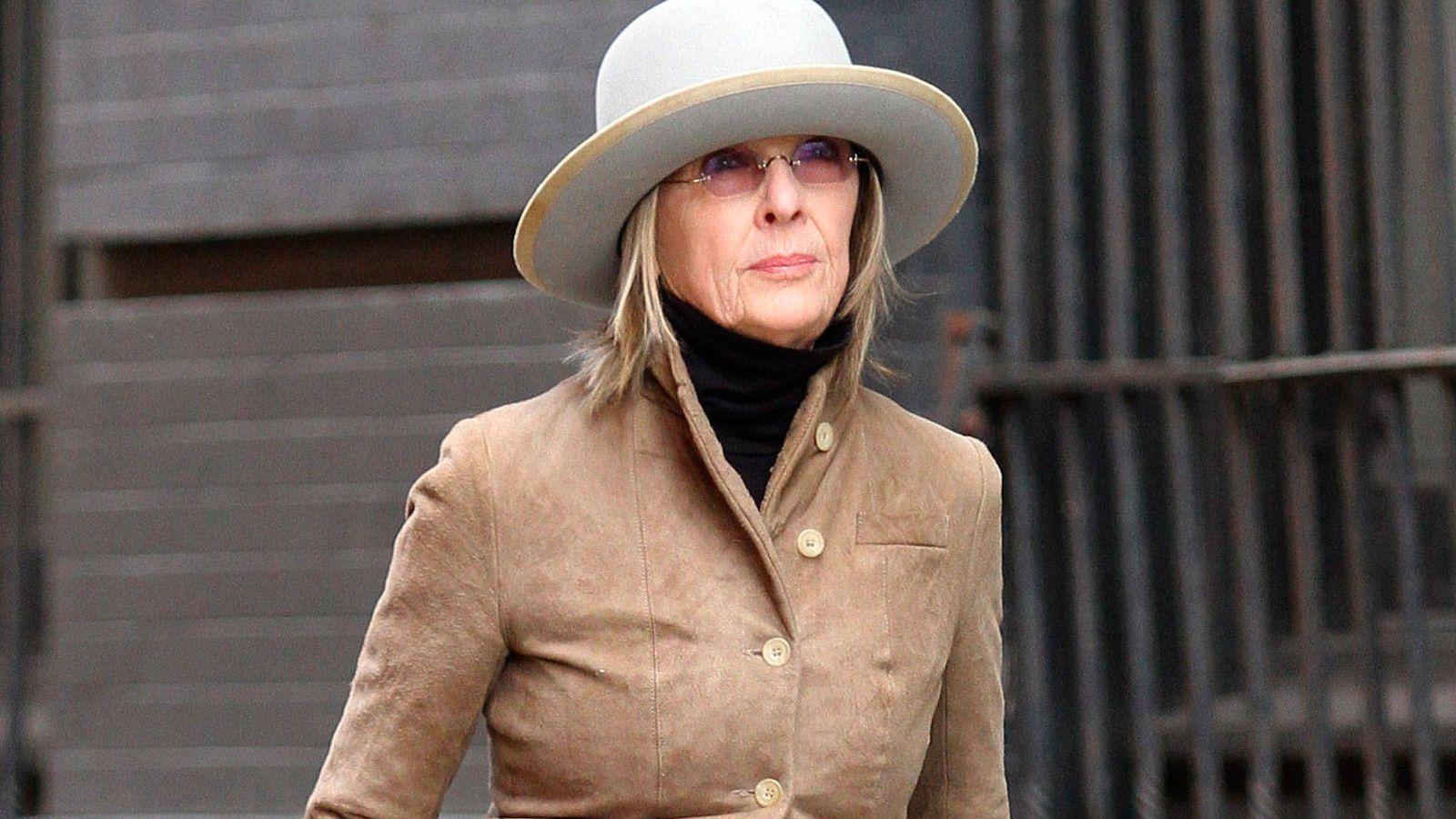 Foto: Diane Keaton en una imagen de archivo. (Reuters)