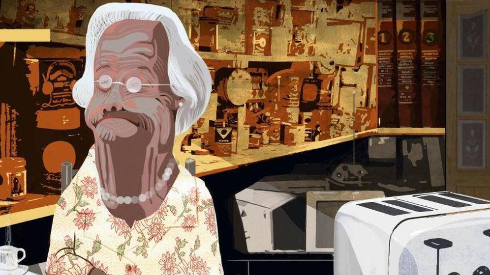 Foto: Los estafadores seleccionaban a sus víctimas mediante falsas encuestas telefónicas destinadas únicamente a localizar a las ancianas que vivían solas. (Ajubel)