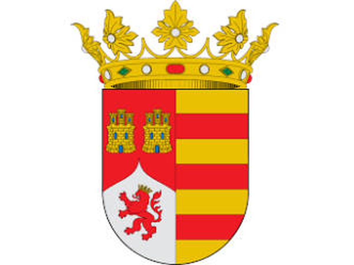 Foto: Escudo del marquesado de Cirella.
