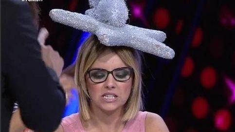 Chenoa estalla en 'TCMS' por las bromas de Llácer: Me estoy enfadando