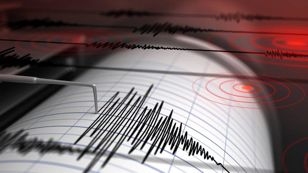 Registrado un ligero terremoto de magnitud 3.5 en Tenerife