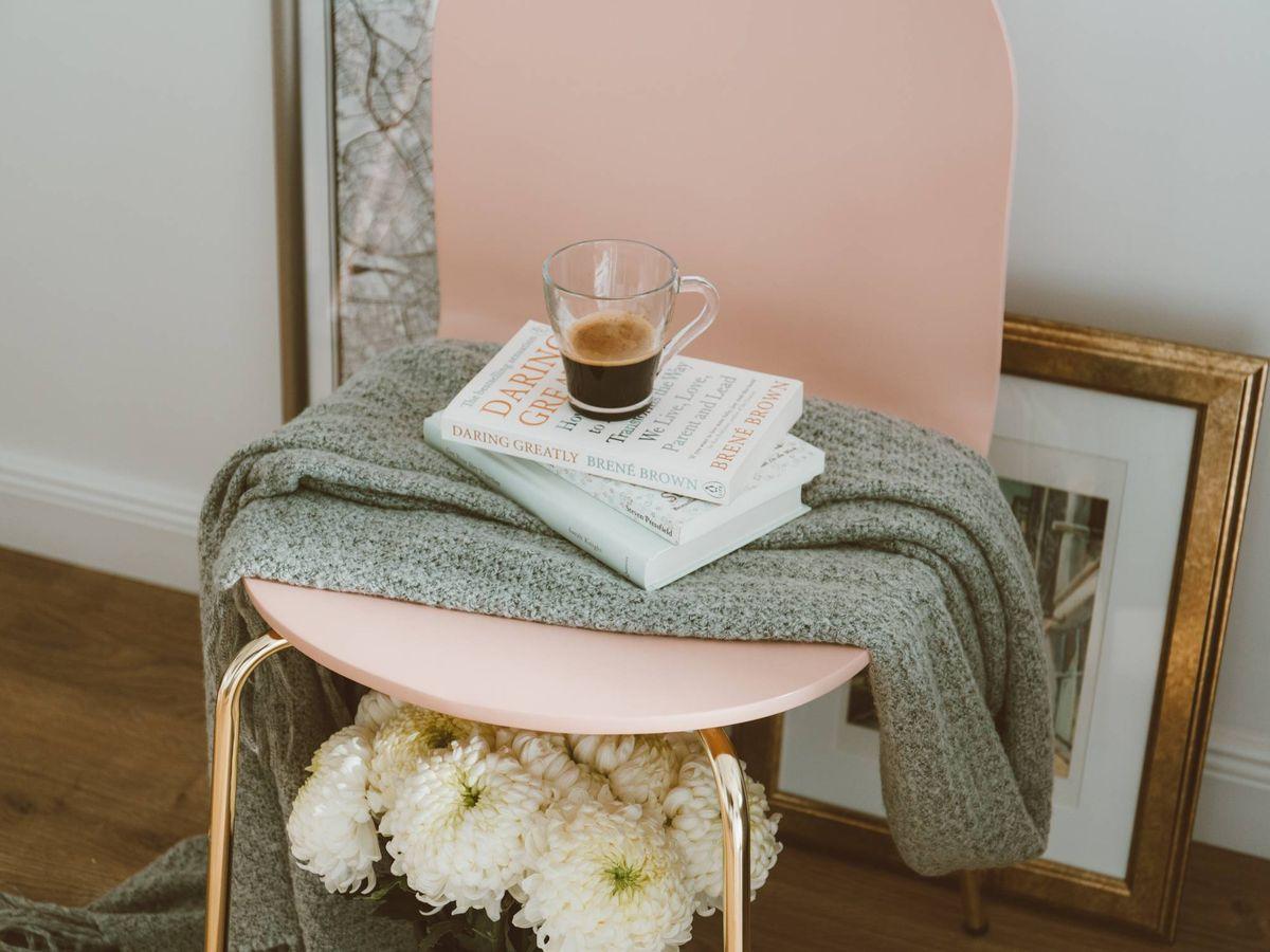 Foto: Natural Pink: decoración mediterránea y actual para un piso pequeño. (Cortesía)