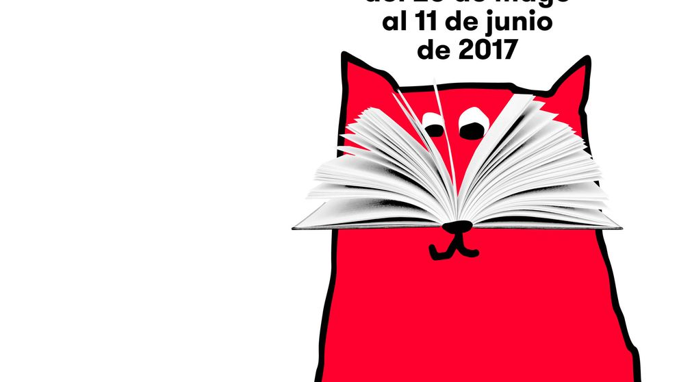 ¿Por qué todo el mundo se está riendo del cartel de la Feria del Libro?