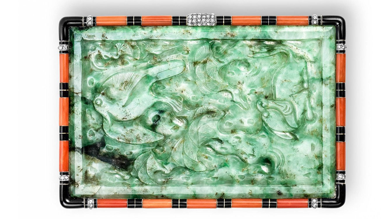 Arte: Los tesoros de jade de Cartier