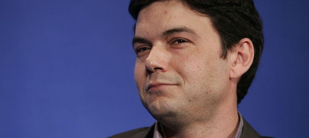 Foto: Thomas Piketty, director de la Paris School of Economics. (Benoit Tessier/Reuters)