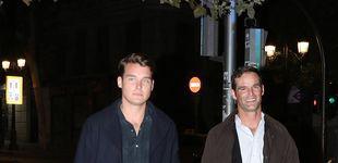 Post de José Bono y Aitor Gómez: la celebración familiar de la pareja de moda