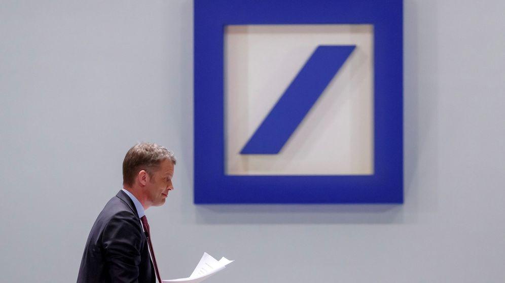 Foto: El nuevo presidente del Deutsche Bank, Christian Sewig (Efe)