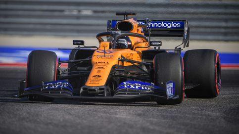 Por qué Carlos Sainz tiene más dolores de cabeza que los baches del circuito