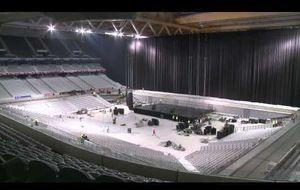 El increíble recinto que acogerá la final del EuroBasket 2015