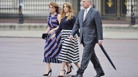 Guerra en Buckingham: los celos de las York por Kate y los 'tiritos' de Andrés a su hermano
