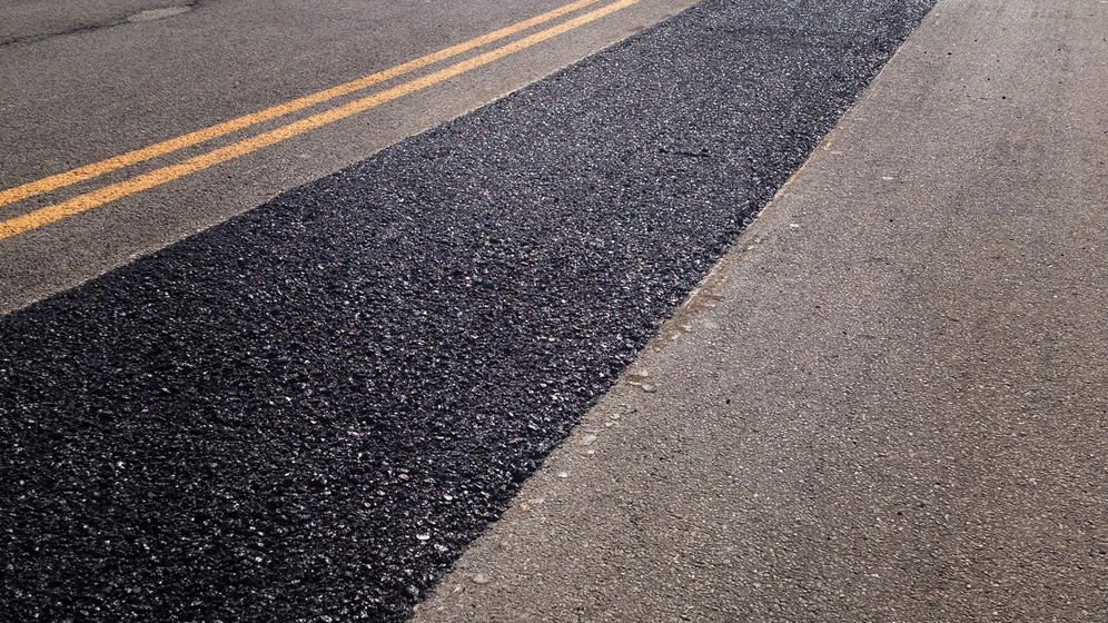 Foto: Un asfalto que se 'come' la contaminación de las grandes ciudades