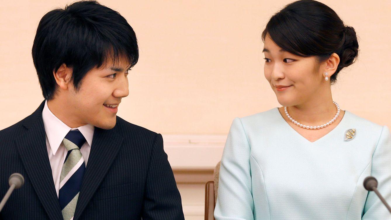 La princesa Mako y su prometido, los Meghan y Harry de la familia imperial japonesa