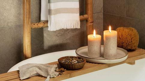 Tu baño se verá como uno de lujo con los accesorios deco de H&M Home