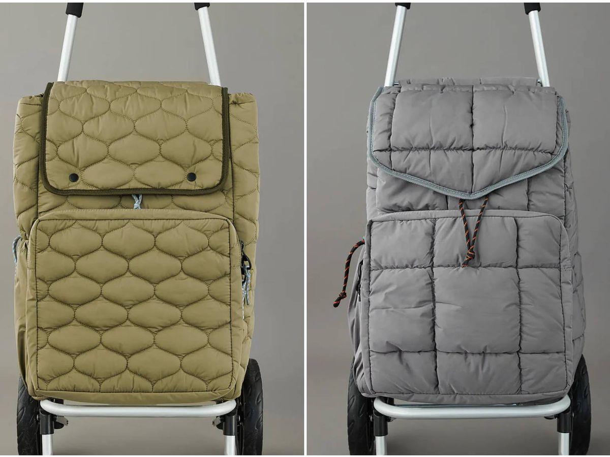 Foto: El carrito de la compra de Zara arrasa en ventas. (Cortesía)