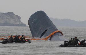 ¿El último en abandonar el barco? En los desastres recientes, el capitán no cumple