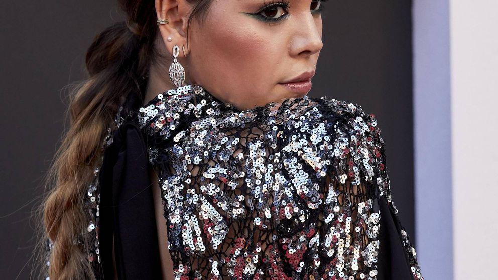 El cambio de look de Danna Paola: 'Élite' peluquería presenta el corte de pelo del año