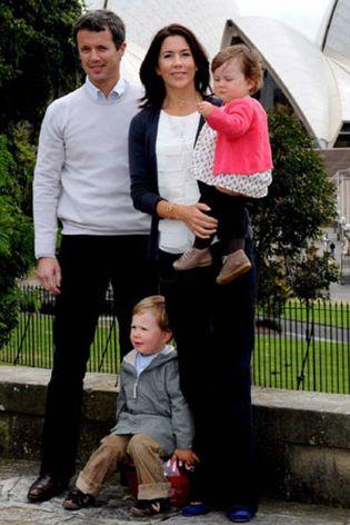 Foto: ¿Está embarazada la Princesa Mary?