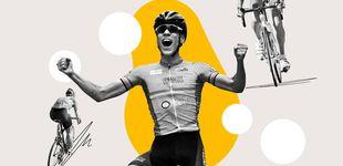 Post de El deportista a seguir   El niño que cambió el balón por la bici para ganar el Giro