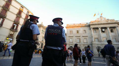 La Guardia Civil entra en una comisaría de los Mossos por el 1-O