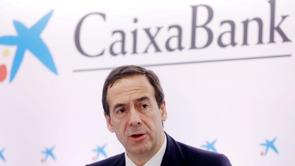 CaixaBank ganó un 17,8% más durante el 2018 pero se desploma en bolsa