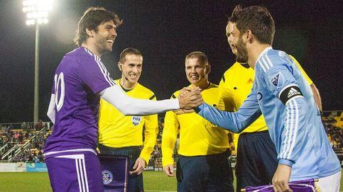 Más de 60.000 personas verán en directo el Kaká vs. Villa en la MLS