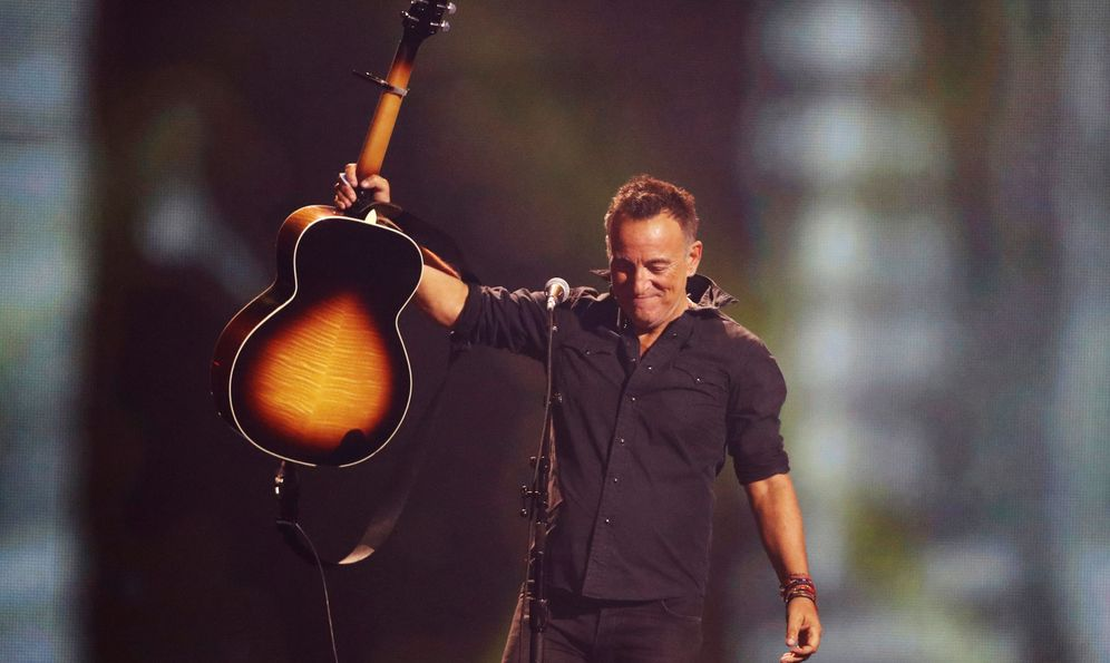 Foto: Bruce Springsteen. (Reuters)