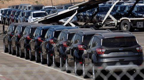Faurecia, Magna, Gestamp… Lluvia de ERE temporales en el primer ajuste de Ford