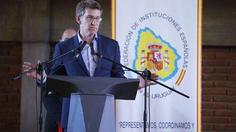 Feijóo cree que los gallegos estarán tomando buena nota del lio de la oposición