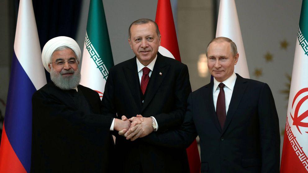 Y  Rusia desembarcó en el Líbano