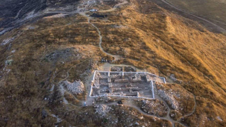 La casa de 3.000 años que podría confirmar la existencia del reino perdido del rey David