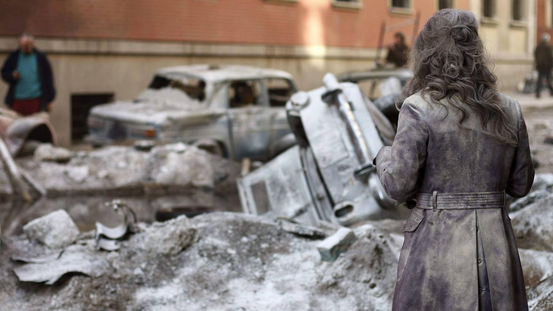 Fotograma de 'El asesinato de Carrero Blanco' de TVE. (EFE)