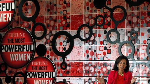 Santander, en mínimos de 2013 y un 5% por debajo de la ampliación de enero
