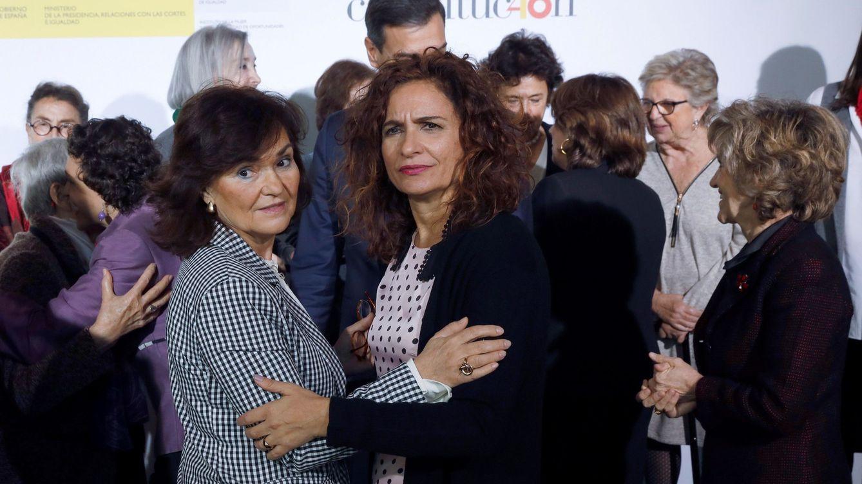 De Calvo a Montero: el círculo de Sánchez para dirigir su segundo plan de investidura