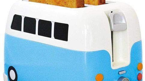 Una tostadora con alma hippie para panes de espíritu viajero