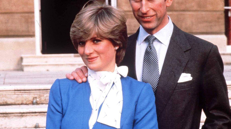 Carlos y Diana en 1981. (Cordon Press)