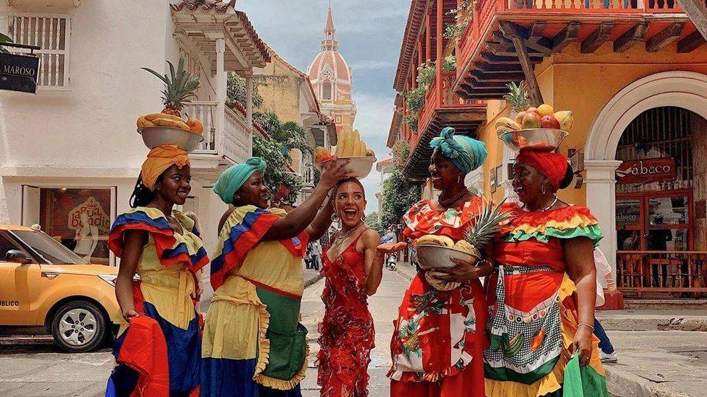 Gastronomía y moda: Paula Ordovás en Cartagena de Indias