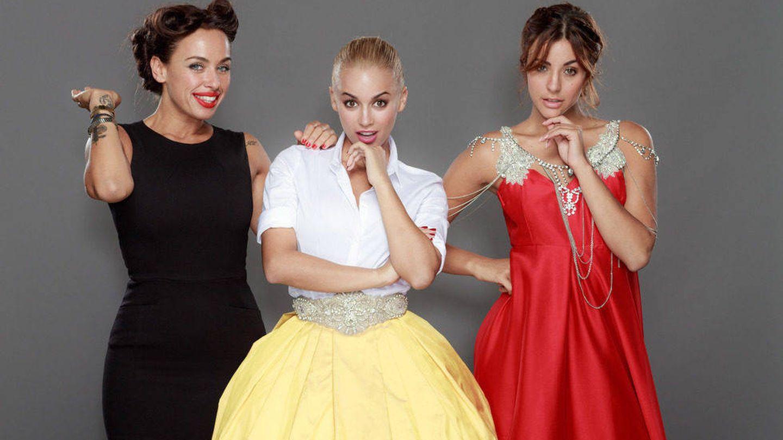 Protagonistas de 'Un príncipe para tres princesas'. (Mediaset España)