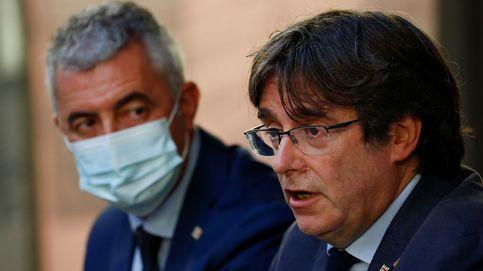 Puigdemont mantiene una apretada agenda antes de volver el lunes a Bruselas