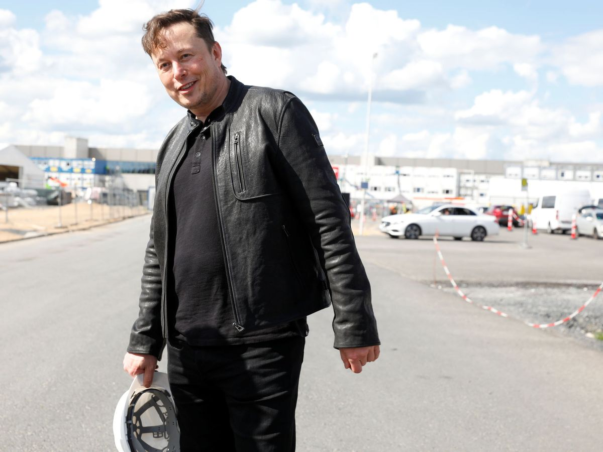 Foto: Elon Musk. (Reuters)