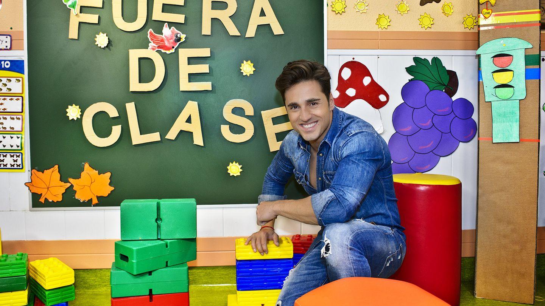 David Bustamante presenta 'Fuera de clase' (TVE)