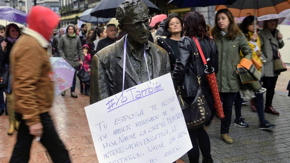 El síndrome Woody Allen: se vende barato ser víctima